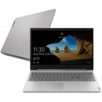 Notebook Lenovo Ideapad S145 Ryzen 5-3500U 8GB SSD 512GB Radeon RX Vega 8 Tela 15.6