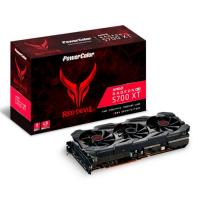 Placa de Video PowerColor Radeon RX 5700XT 8GB Red Devil 256-bit - AXRX 5700 XT 8GBD6-3DHE/OC