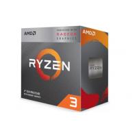 Processador Amd Lga Am4 Ryzen 3 3200g 3.6ghz 6mb Radeon Rx Vega8 - YD3200C5FHBOX