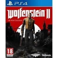 Jogo Wolfenstein II: The New Colossus - PS4