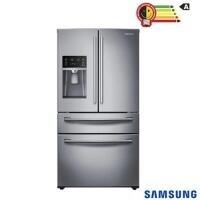 Geladeira Samsung Frost Free 606 Litros Inox French Door - RF28HMEDBSR