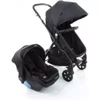 Carrinho de Bebê Cosco Travel System Poppy Duo
