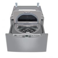 Mini Máquina de Lavar Roupas LG TWINWash Lunar WD2100VM 2KG