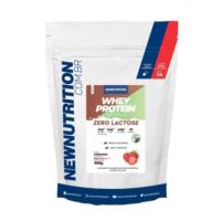 Whey Protein Zero Lactose All Natural Morango Newnutrition 900g