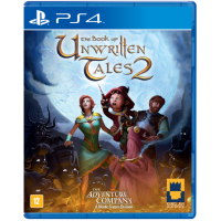 Jogo The Book of Unwritten Tales 2 - PS4