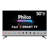 "Smart TV LED 4K 50"" Philco PTV50G70SBLSG"