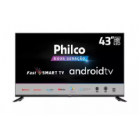 "Smart TV LED Full HD 43"" Philco PTV43AGCG70BLF"