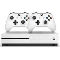 Console Xbox One S 1TB + 2 Controles - Microsoft