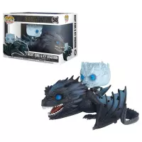 Pop! Funko Night King & Icy Viserion: Game of Thrones #58