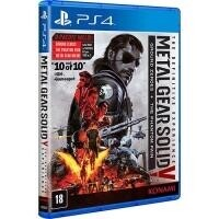 Jogo Metal Gear Solid V: The Definitive Experience - PS4