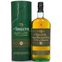 Whisky The Singleton 18 Anos 1 Litro