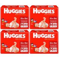 Fraldas Huggies Supreme Care M - 320un
