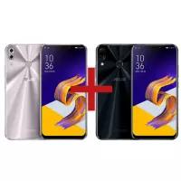 Smartphones Asus ZenFone 5Z 256GB + ZenFone 5 64GB