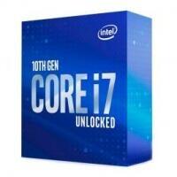 Processador Intel Core I7-10700k Octa-Core 3.8ghz 16mb Cache Lga1200 - BX8070110700K