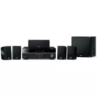 Home Theater Yamaha In A Box 5.1 Canais 600W - YHT-1840BL