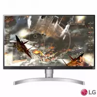 "Monitor LG 27"" LED IPS 4K - 27UL650-W.AWZ"