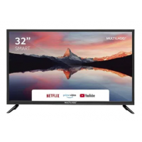 "Smart TV 32"" Multilaser HD Wi-Fi Conversor TV Digital TL011"
