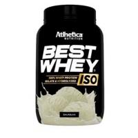 Best Whey Iso Baunilha Atlhetica Nutrition 900g