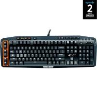 Teclado Gamer Mecânico Logitech G G710+