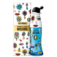 Perfume So Real Cheap And Chic Moschino 30ml