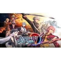 Jogo The Legend of Heroes: Trails of Cold Steel IV - Nintendo Switch