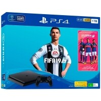 Console Sony Playstation 4 Slim 1TB + Jogo FIFA 19