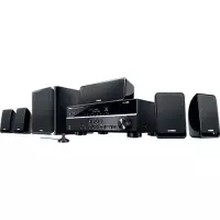 Home Theater Yamaha 5.1 Canais 500W - YHT-299BL