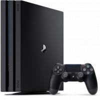 Console Sony Playstation 4 Pro 1TB + Controle Wireless Dualshock 4