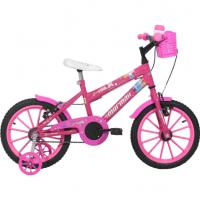 Bicicleta Aro 16 Sweet Girl Mormaii