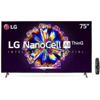 "Smart TV LED 4K 75"" LG - 75NANO90SNA"