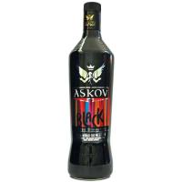 Vodka Askov Black 900ml