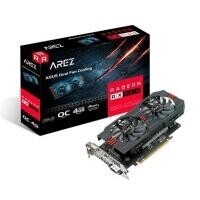 Placa de Video Asus Arez Radeon RX 560 4GB OC GDDR5 - 90YV0AHE-M0NA00