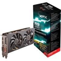 Placa de Video XFX Radeon R9 285 2GB DDR5 Black - R9285ACDBC