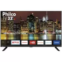 "Smart TV LED 32"" Philco PTV32G60SNBL"