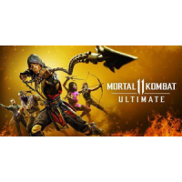 Jogo Mortal Kombat 11 Ultimate - Nintendo Switch