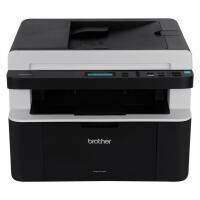 Impressora Multifuncional Brother Monocromática DCP-1617NW