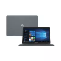 Notebook Positivo Motion 4128A i3 4GB 128GB Tela 14\