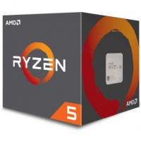 Processador Amd Ryzen 5 2600 3.4ghz Turbo 3.9ghz Cache 16mb YD2600BBAFBOX