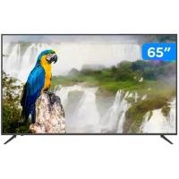 "Smart TV JVC HQLED 65"" 4K HDR 4 HDMI 3 USB LT-65MB708"