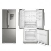 Geladeira Electrolux Frost Free 579 Litros Inox Multidoor - DM84X