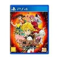 Jogo Seven Deadly Sins: Knights of Britannia - PS4