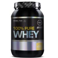 100% Pure Whey Baunilha Probiotica 900g