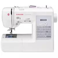 Máquina de Costura Singer Patchwork Eletrônica 91 Pontos - 7285