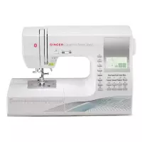 Máquina de Costura Singer Quantum Stylist 138 Pontos - 9960