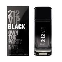 Perfume 212 Vip Black Carolina Herrera 200ml