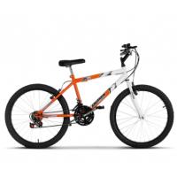 Bicicleta Aro 24 Masculina Bicolor Ultra Bikes