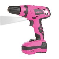 Parafusadeira e Furadeira Pink Box Tools PB18