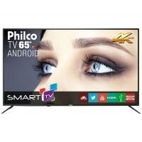 """Smart TV LED 65"""" 4K Philco PH65G60DSGWAG"""