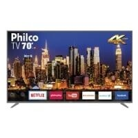 "Smart TV LED 70"" Philco PTV70Q50SNSG"