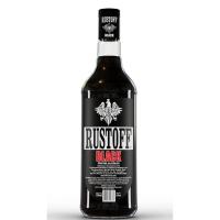 Vodka Rustoff Black 970ml